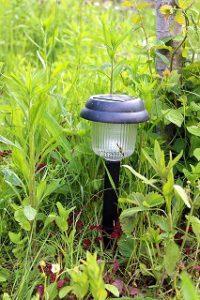 Solarleuchten für den Garten