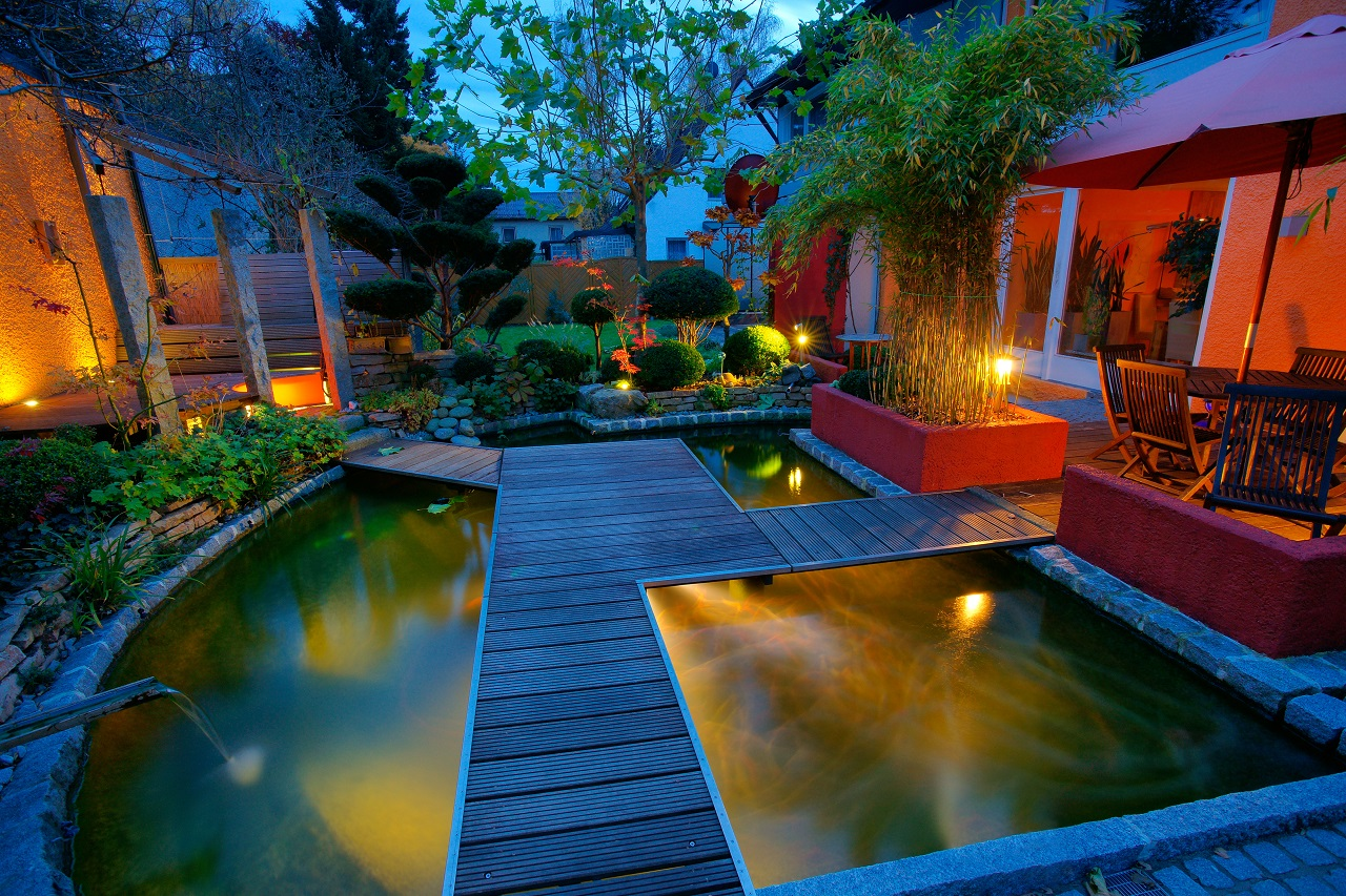 Garten Wegbeleuchtung Solar
